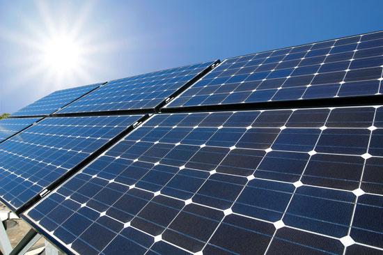الطاقة الشمسيسة