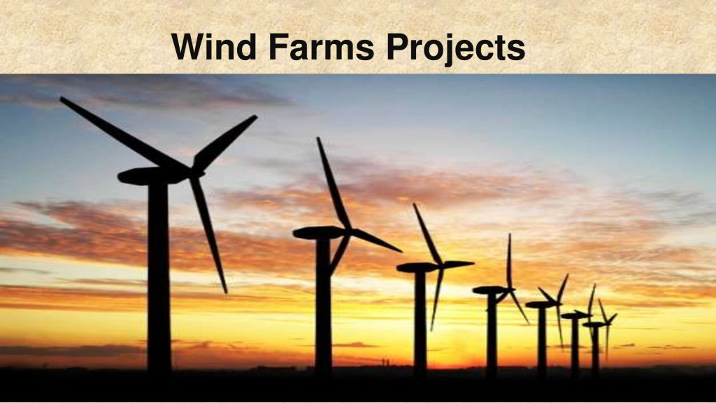 Wind Farms Projects