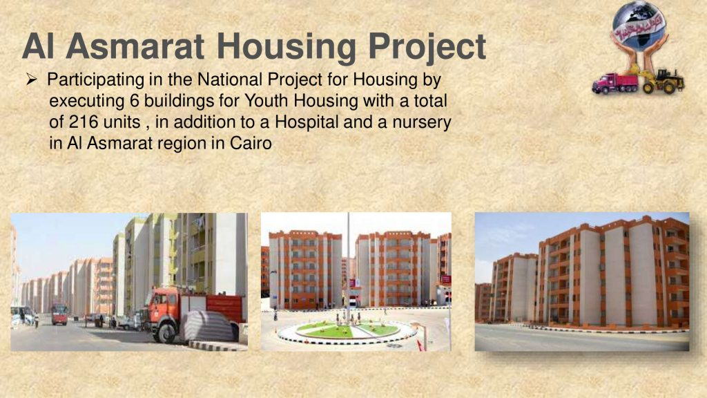 Al Asmarat Housing Project